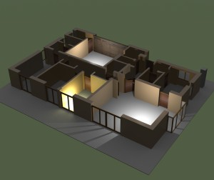 prefab home plan