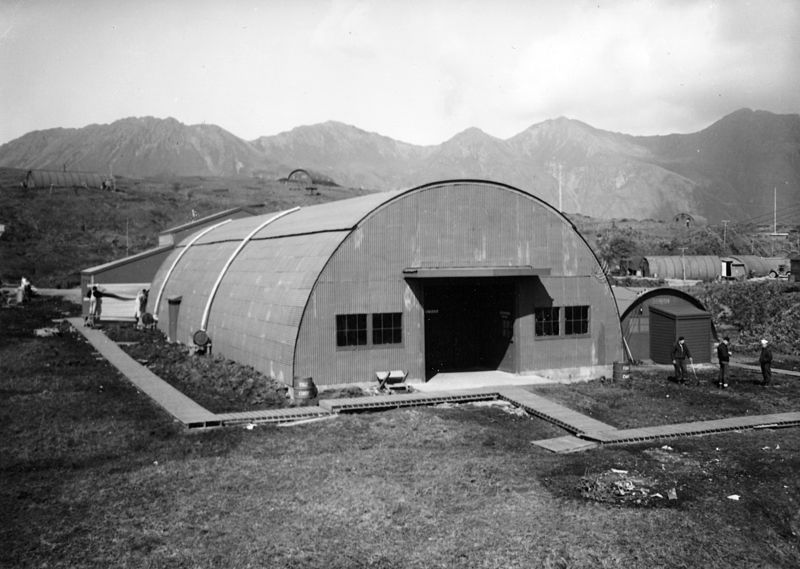 quonset hut home