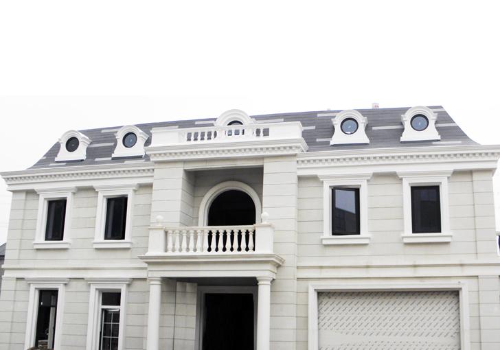 Winsun 3dprint mansion